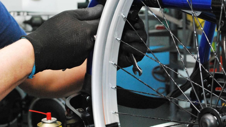 Conserto e Manutenção de Cadeiras de Rodas