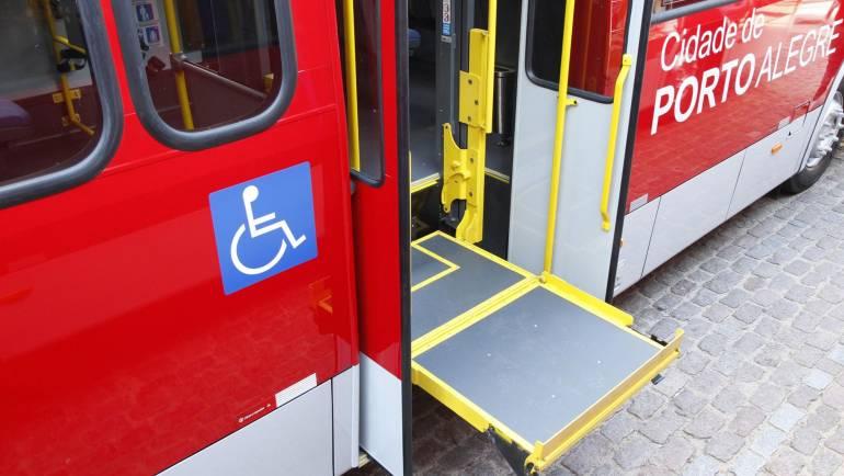 Manutenção de Plataformas de Acessibilidade do Transporte Coletivo