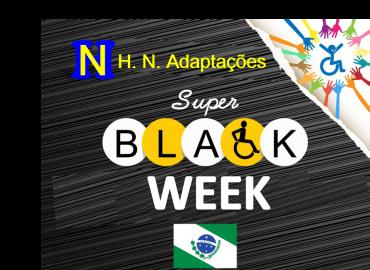 Black Week na H. N. Adaptações